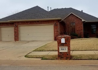 Pre Foreclosure in Edmond 73012 STRAYFOX XING - Property ID: 1269823871