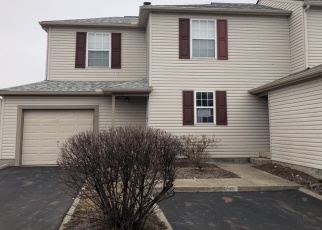 Pre Foreclosure in Hilliard 43026 KILBURY LN - Property ID: 1269902703