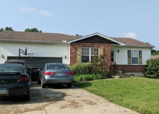 Pre Foreclosure in Mount Orab 45154 ROBIN AVE - Property ID: 1269913200