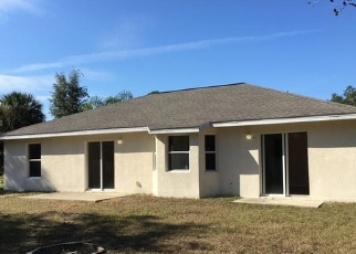 Pre Foreclosure in North Port 34288 BASKET ST - Property ID: 1270096277