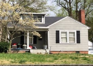Pre Foreclosure in Winston Salem 27103 EBERT ST - Property ID: 1270198777