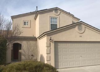 Pre Foreclosure in Albuquerque 87114 BRINDISI PL NW - Property ID: 1270332350