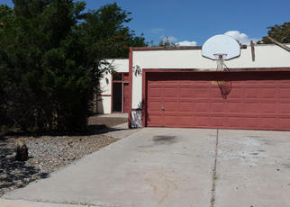 Pre Foreclosure in Albuquerque 87120 BUENOS AIRES PL NW - Property ID: 1270342423