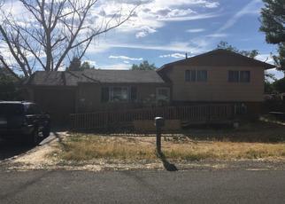 Pre Foreclosure in Grand Junction 81505 BELDEN LN - Property ID: 1271045366