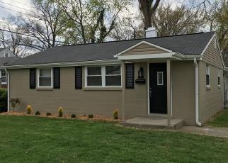 Pre Foreclosure in Jeffersonville 47130 APPLE LN - Property ID: 1271593270