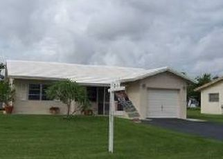 Pre Foreclosure in Fort Lauderdale 33321 NW 73RD ST - Property ID: 127171608