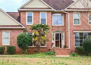 Pre Foreclosure in Simpsonville 29680 HUDDERS CREEK WAY - Property ID: 1272334324