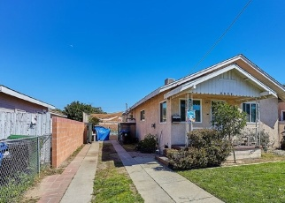 Pre Foreclosure in Wilmington 90744 RAVENNA AVE - Property ID: 1272919912