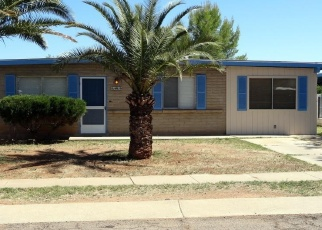 Pre Foreclosure in Amado 85645 W SANTA MARIA DR - Property ID: 1273279476