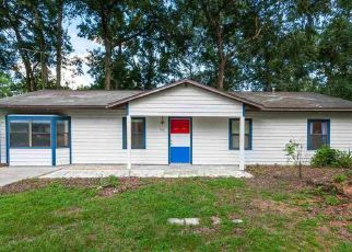 Pre Foreclosure in Gainesville 32605 NW 20TH DR - Property ID: 1273327208