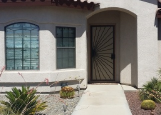 Pre Foreclosure in Wellton 85356 KOFA ST - Property ID: 1273437588