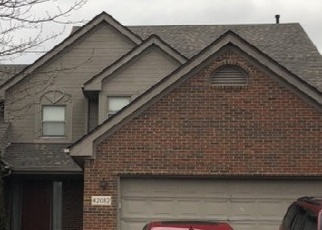 Pre Foreclosure in Canton 48188 TRENT DR - Property ID: 1273549714
