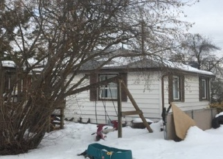 Pre Foreclosure in Spokane 99208 E DECATUR AVE - Property ID: 1273616720