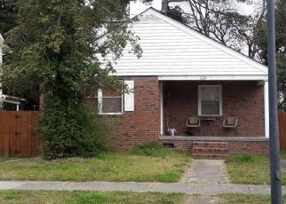 Pre Foreclosure in Norfolk 23508 W 36TH ST - Property ID: 1273801543