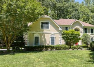 Pre Foreclosure in Clifton 20124 ROSE GATE CT - Property ID: 1273827383