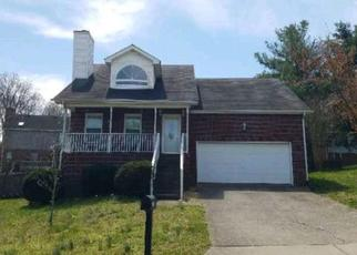 Pre Foreclosure in Hendersonville 37075 WATERVIEW DR - Property ID: 1273978936