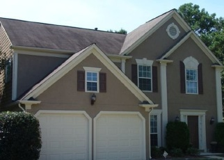 Pre Foreclosure in Suwanee 30024 OAK PARK DR - Property ID: 1274122579