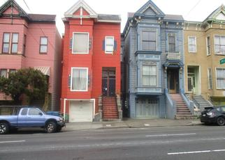 Pre Foreclosure in San Francisco 94117 OAK ST - Property ID: 1274333685