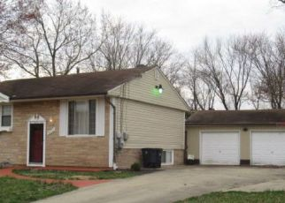 Pre Foreclosure in Suitland 20746 SILVER VALLEY WAY - Property ID: 1274455889