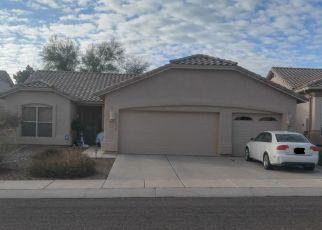 Pre Foreclosure in Tucson 85742 W NOBLE HEIGHTS DR - Property ID: 1274500104