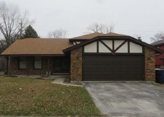 Pre Foreclosure in Matteson 60443 VIOLET LN - Property ID: 1275529344