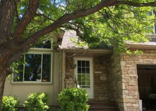 Pre Foreclosure in Westminster 80031 W 112TH CIR - Property ID: 1276367186