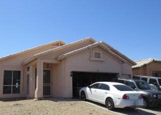 Pre Foreclosure in Surprise 85378 W CHUCKWALLA CT - Property ID: 1276687354
