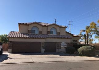 Pre Foreclosure in Gilbert 85296 E MARLENE DR - Property ID: 1276715830