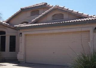 Pre Foreclosure in Mesa 85206 S ROANOKE - Property ID: 1276728525