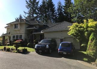 Pre Foreclosure in Gig Harbor 98335 61ST ST NW - Property ID: 1277082852