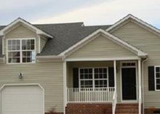 Pre Foreclosure in Suffolk 23437 QUAKER DR - Property ID: 1277283887