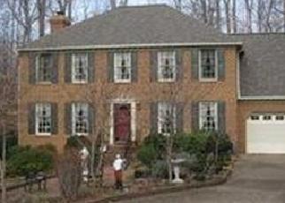 Pre Foreclosure in Williamsburg 23185 SAINT JOHNS CT - Property ID: 1277297447