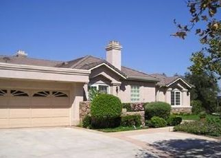 Pre Foreclosure in Newbury Park 91320 KALINDA PL - Property ID: 1277471321