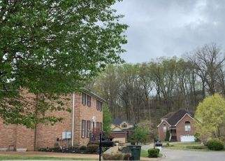 Pre Foreclosure in Nashville 37214 S ASHFORD CT - Property ID: 1277605346