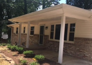 Pre Foreclosure in Knoxville 37912 TALLENT RD - Property ID: 1277723608