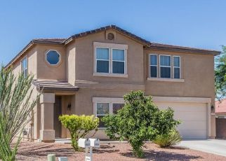 Pre Foreclosure in Vail 85641 E HAMPDEN GREEN WAY - Property ID: 1278367422