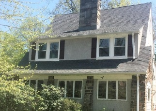 Pre Foreclosure in Merion Station 19066 VALLEY RD - Property ID: 1278641596