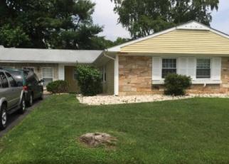 Pre Foreclosure in Willingboro 08046 NIAGARA LN - Property ID: 1278775618