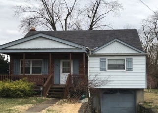 Pre Foreclosure in Cincinnati 45248 EULA AVE - Property ID: 1279115932