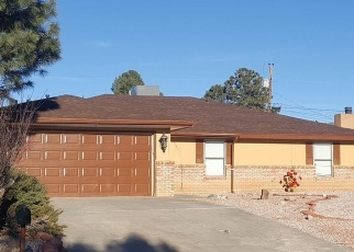 Pre Foreclosure in Grants 87020 DEL NORTE BLVD - Property ID: 1279656377