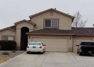 Pre Foreclosure in Rio Rancho 87144 HAVASU FALLS CT NE - Property ID: 1279660318