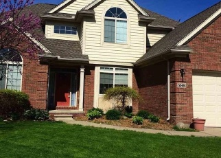 Pre Foreclosure in New Baltimore 48047 MEADOW VIEW LN - Property ID: 1280107944