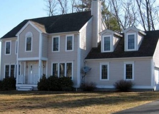 Pre Foreclosure in Oxford 01540 MANOR LN - Property ID: 1280255981