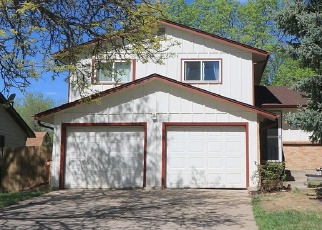Pre Foreclosure in Littleton 80128 S QUAY CT - Property ID: 1280880970