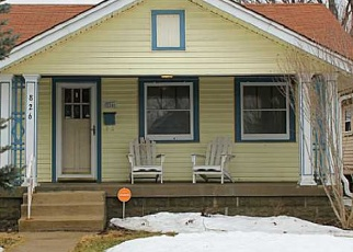 Pre Foreclosure in Indianapolis 46219 N EMERSON AVE - Property ID: 1281032493