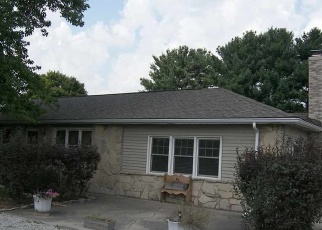 Pre Foreclosure in Kokomo 46901 JUDSON RD - Property ID: 1281053520