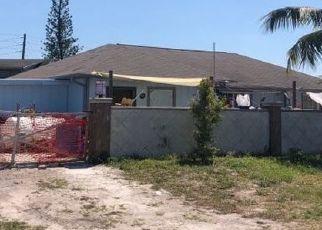 Pre Foreclosure in Vero Beach 32962 12TH ST SW - Property ID: 1281109134