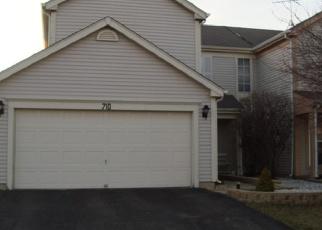 Pre Foreclosure in Carol Stream 60188 LEGENDS DR - Property ID: 1281197615