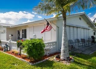 Pre Foreclosure in Boynton Beach 33426 SW 20TH PL - Property ID: 1281605362