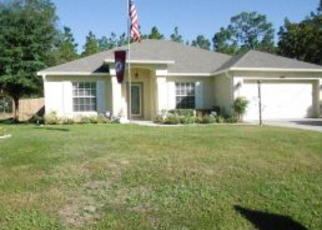 Pre Foreclosure in Dunnellon 34434 N GLADSTONE DR - Property ID: 1281646540